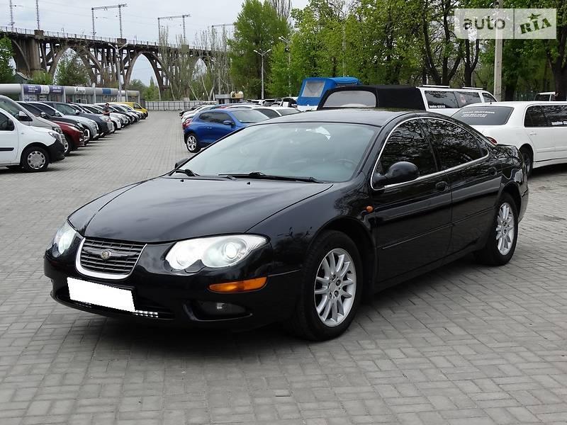 Chrysler 300 M 2004 года