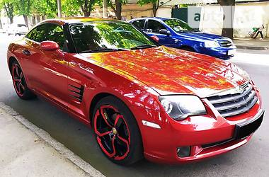 Chrysler Crossfire 2008 в Одессе