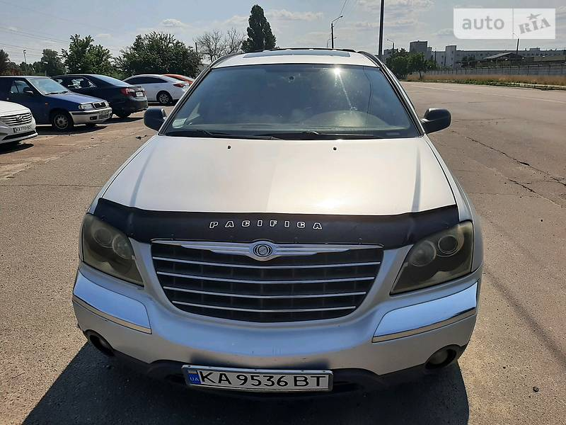 Минивэн Chrysler Pacifica 2004 в Киеве