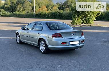 Chrysler Sebring 2005 в Полтаве