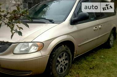 Chrysler Town & Country 2001 в Киеве