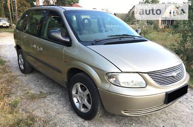 Chrysler Voyager 2002 в Киеве
