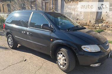 Chrysler Voyager 2001 в Одессе