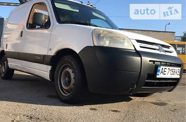 Citroen Berlingo груз. 2008 в Днепре