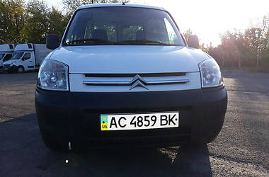 Citroen Berlingo груз. 2007 в Ковеле