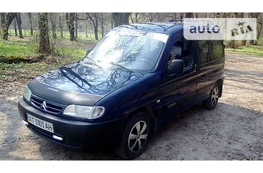 Citroen Berlingo пасс. 2003