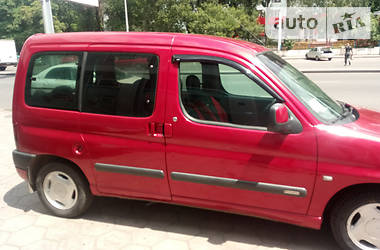 Citroen Berlingo пасс. 2001 в Одессе