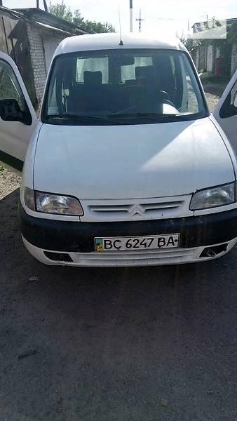 Citroen Berlingo пасс. 1999 года в Львове