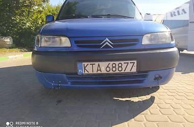 Citroen Berlingo пасс. 2001 в Тернополе