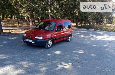 Citroen Berlingo пасс. 2001 в Сокирянах