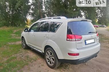 Позашляховик / Кросовер Citroen C-Crosser 2010 в Черкасах