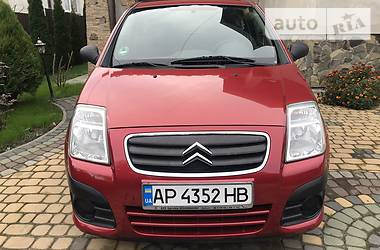 Citroen C2 2009 в Львове