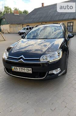 Универсал Citroen C5 2012 в Черновцах