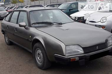 Citroen CX 2.5 GTI Turbo 1987