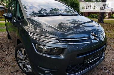 Citroen Grand C4 Picasso EXCLUSIVE  PANORAMA 2.0 BLUE  HDI