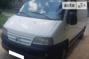 Citroen Jumper груз. 2004 в Луцке