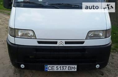 Автобус Citroen Jumper пасс. 1998 в Черновцах