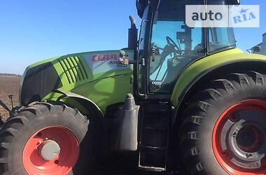 Claas Axion 850 2008 в Кривом Роге