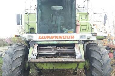 Claas Commandor 1992 в Хмельницком