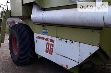 Claas Dominator 96 1982 в Новоселице