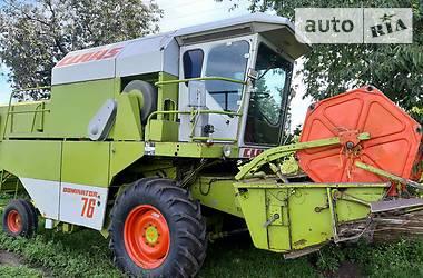 Комбайн зерноуборочный Claas Dominator 1986 в Луцке