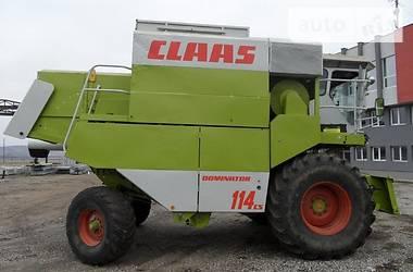Комбайн зерноуборочный Claas Dominator 1986 в Николаеве