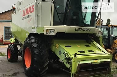 Комбайн зерноуборочный Claas Lexion 450 2002 в Виннице