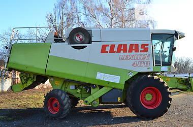 Claas Lexion 480 1997 в Ильинцах