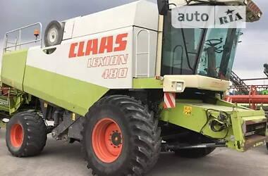 Комбайн зерноуборочный Claas Lexion 480 1998 в Ровно
