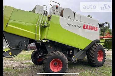 Комбайн зерноуборочный Claas Lexion 560 2007 в Днепре