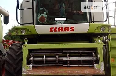 Claas Lexion 580 2007 в Львове