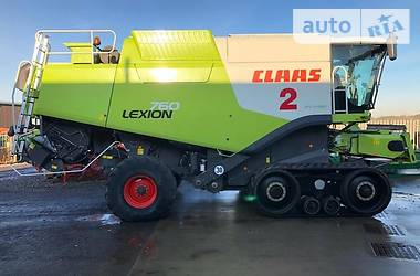 Claas Lexion 760 2012 в Ровно