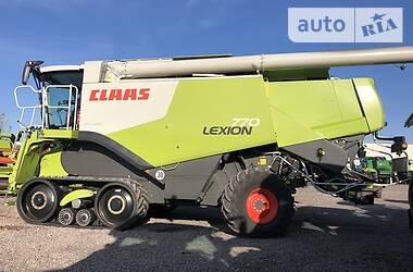 Claas Lexion 770 2012 в Володарці