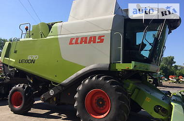 Claas Lexion 2012 в Днепре