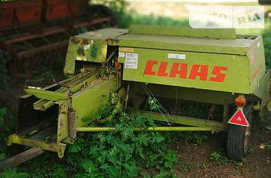 Claas Markant 55 1994 в Умані