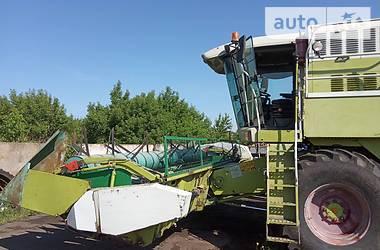Комбайн зерноуборочный Claas Mega 204 1999 в Врадиевке