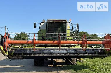 Комбайн зерноуборочный Claas Mega 204 2001 в Днепре