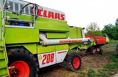 Claas Mega 208 2000 в Балте