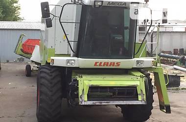 Claas Mega 2010 в Дніпрі