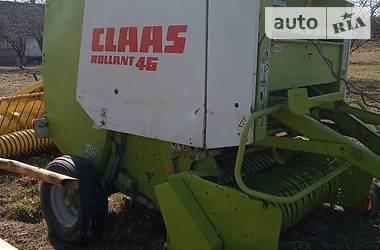 Claas Rollant 1997 в Рівному