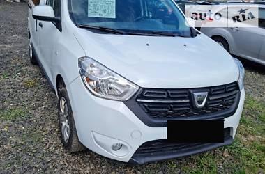 Минивэн Dacia Dokker пасс. 2017 в Луцке