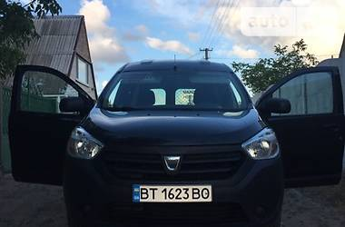 Dacia Dokker 2014 в Херсоне