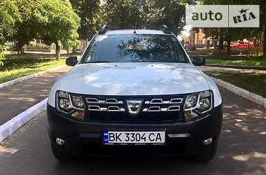 Dacia Duster 2015 в Ровно