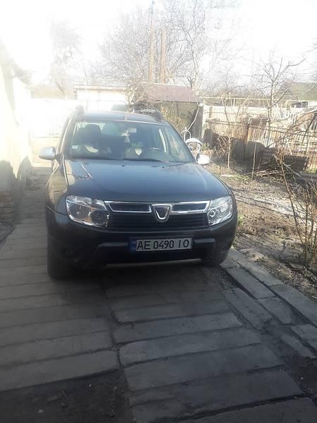 Dacia Duster 2012 года в Днепре (Днепропетровске)