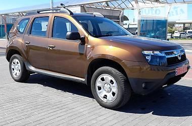Внедорожник / Кроссовер Dacia Duster 2011 в Броварах