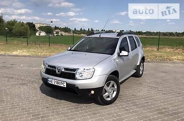 Внедорожник / Кроссовер Dacia Duster 2012 в Новомосковске