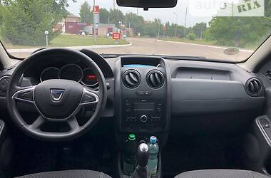 Внедорожник / Кроссовер Dacia Duster 2017 в Мироновке