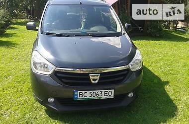 Dacia Lodgy 2012 в Львове