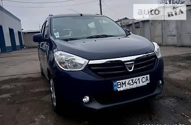 Dacia Lodgy 2012 в Сумах
