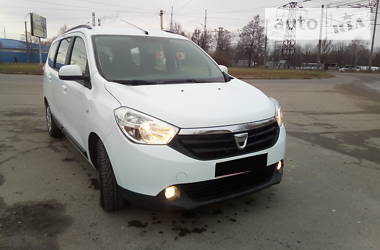 Dacia Lodgy 2012 в Луцке